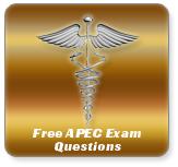 Free Apec Exam Questions
